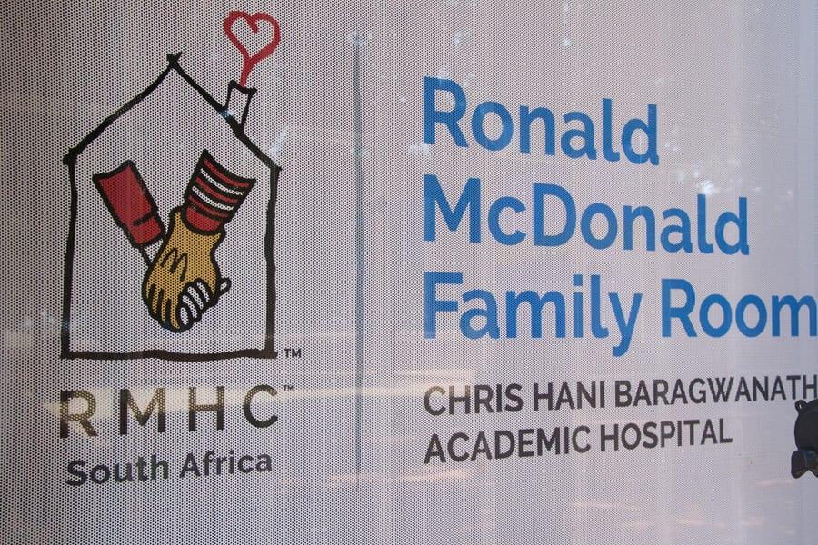 Family Room - RMHC Banner