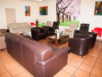 Family Room – Lounge Area